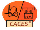 Logo Caces - Formation CACES - Flobel